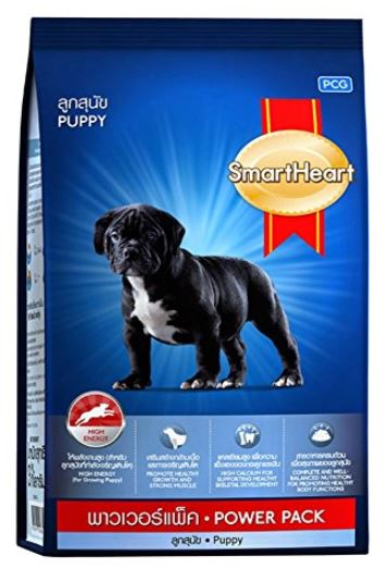 SmartHeart POWER PACK PUPPY Dog Dry Food-SmartHeart-XOXOtails