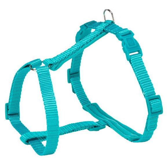 Trixie Premium Cat Harness with Leash, Ocean-XOXOtails