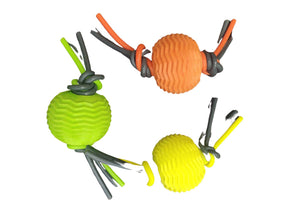 TPR Knotted Ball Toy for Dogs