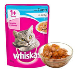 Whiskas ADULT Gravy, TUNA IN JELLY 85 G-Whiskas-XOXOtails