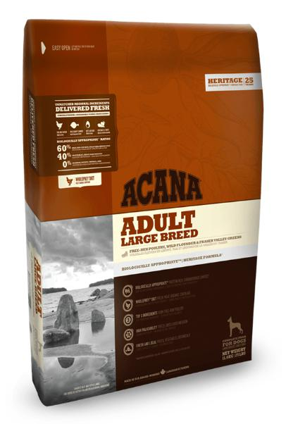 Acana Large Breed Adult Dog Dry Food-Acana-XOXOtails