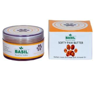 Basil Almond Softy Paw Butter Paw Cream, 50 G-Basil-XOXOtails