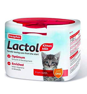Beaphar Lactol Kitten with Nursing set