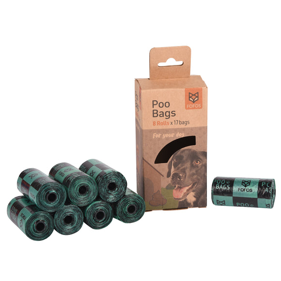 FOFOS Biodegradeable POOP BAG Refills