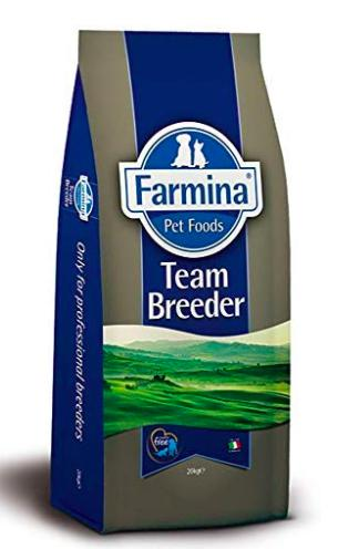 Farmina Team Breeder POWER ADULT Dog Dry Food, 20 KG-Farmina-XOXOtails