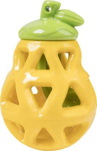 FOFOS Vegi-Bites TREAT DISPENSER PEAR Dog Toy-XOXOtails