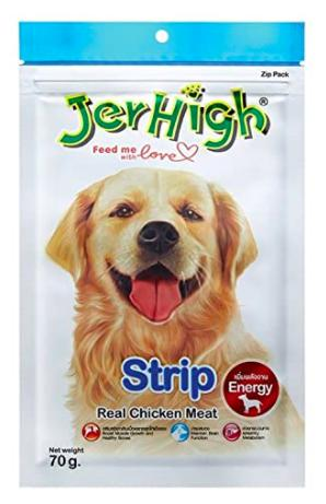 JerHigh STRIP Dog Treat 70 G-Jerhigh-XOXOtails