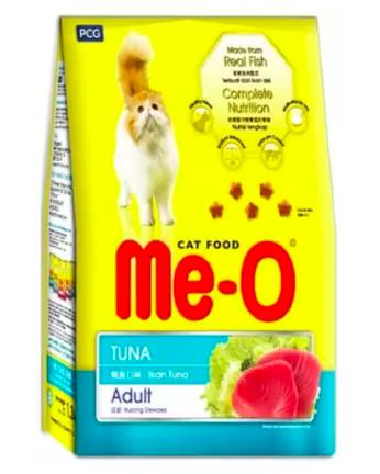 Me-O TUNA Cat Dry Food-Me-O-XOXOtails