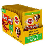Pedigree Meat Jerky STIX BACON, 60 G-Pedigree-XOXOtails