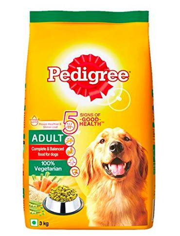 Pedigree ADULT VEGETARIAN Dog Dry Food-Pedigree-XOXOtails