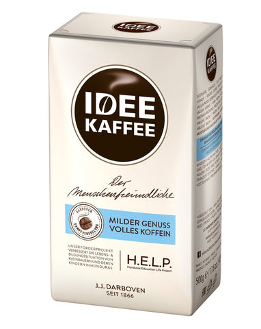 IDEE Coffee 500g ground coffee
