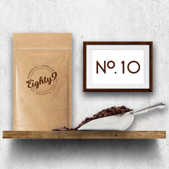 Eighty9 Coffee No. 10 Brazil - 250g