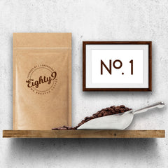 Eighty9 Coffee No. 1 - 250g