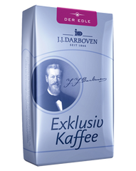 J.J. Darboven Exclusive Coffee 250g (The Noble)