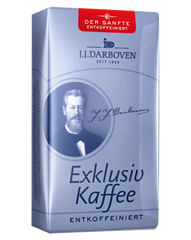 J.J. Darboven Exclusive Coffee 250g (The Gentle)