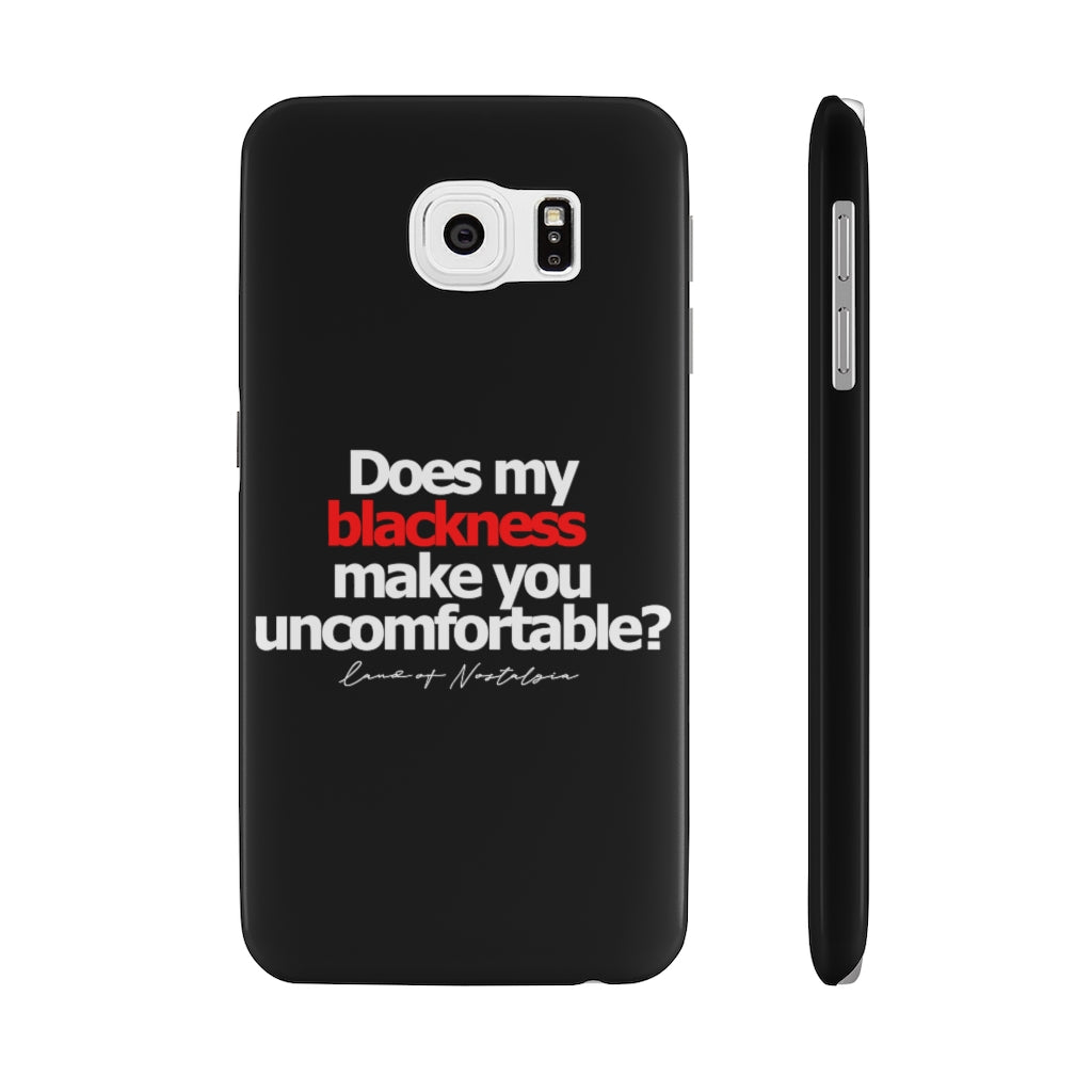Land of Nostalgia Case Mate Slim My Blackness Phone Cases