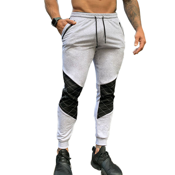 Land of Nostalgia Men's Hip Hop Trousers Sweatpants Jogger Pants