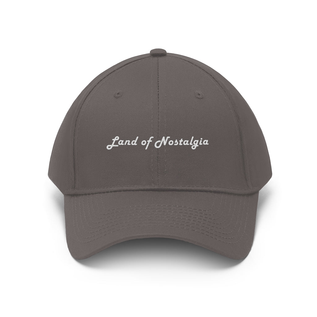 Land of Nostalgia Unisex Twill Euphoria Hat