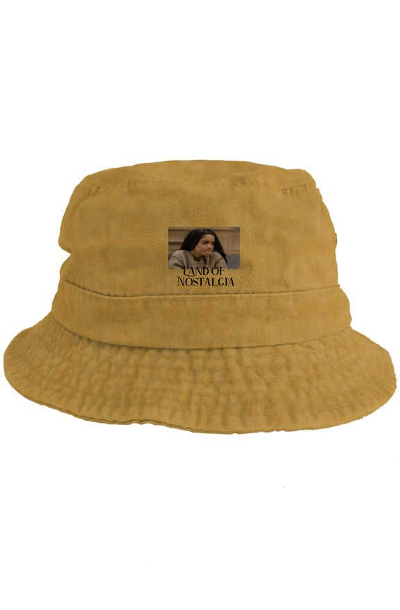 Land of Nostalgia Mango Wash Lisa Bonet I'm Bae Bucket Hat