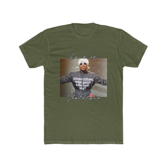 Land of Nostalgia Andre 300 Conscious Men's Cotton Crew Tee