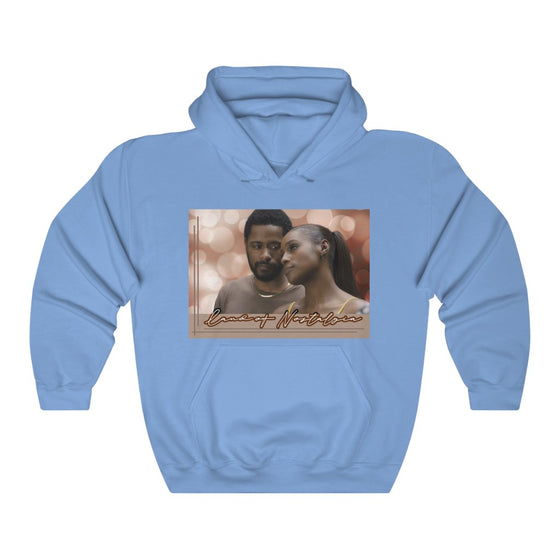 Land of Nostalgia Issa & Lakeith The Photograph Vibes Unisex Heavy Blend™ Hooded Sweatshirt