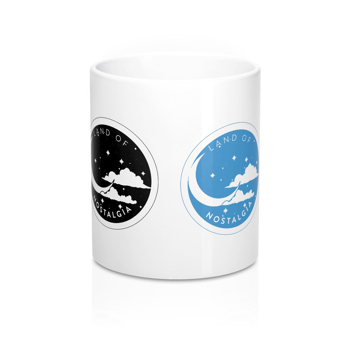Land of Nostalgia Custom Mug 11oz