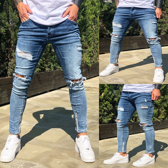 Land of Nostalgia Slim Elevation Denim Skinny Jeans