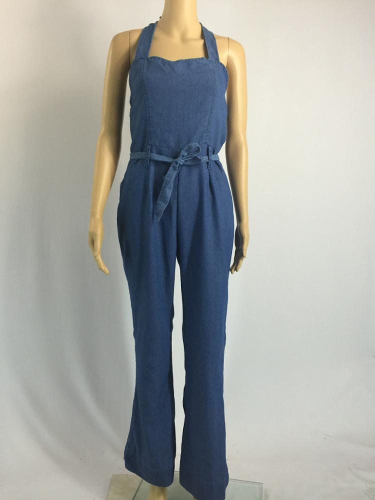 Land of Nostalgia Overalls Jumpsuit Women's Trousers Pants Jeans