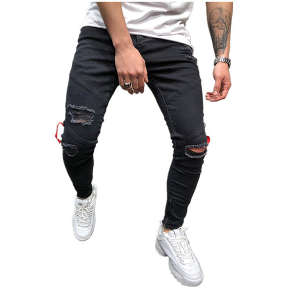 Land of Nostalgia Denim Black Euphoria Skinny Jean