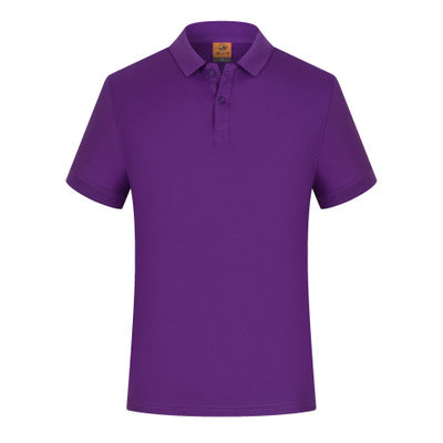 Land of Nostalgia Men's Casual Short Sleeve Polo Shirt
