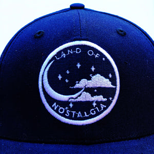 Land of Nostalgia Embroidered Adjustable Strapback Dad Hat Baseball Cap Multiple Colors