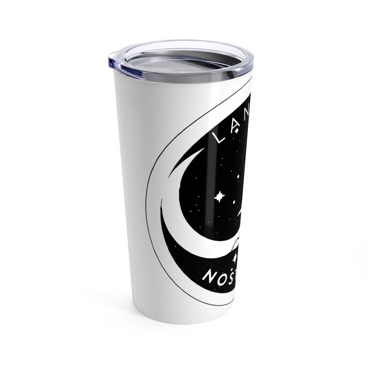 Land of Nostalgia Custom Tumbler 20oz