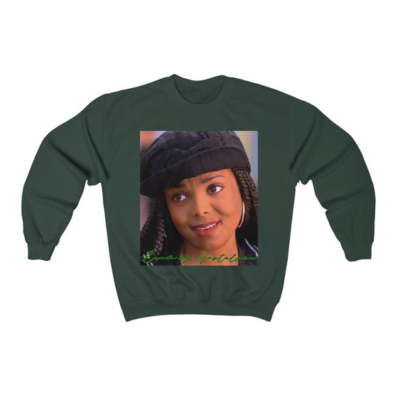 Land of Nostalgia Poetic Justice Whisper Unisex Heavy Blend™ Crewneck Sweatshirt