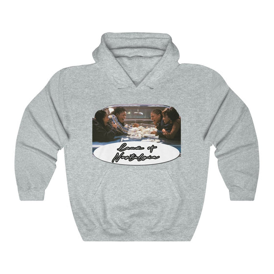 Land of Nostalgia Set It Off Freedom Unisex Heavy Blend™ Hooded Sweatshirt