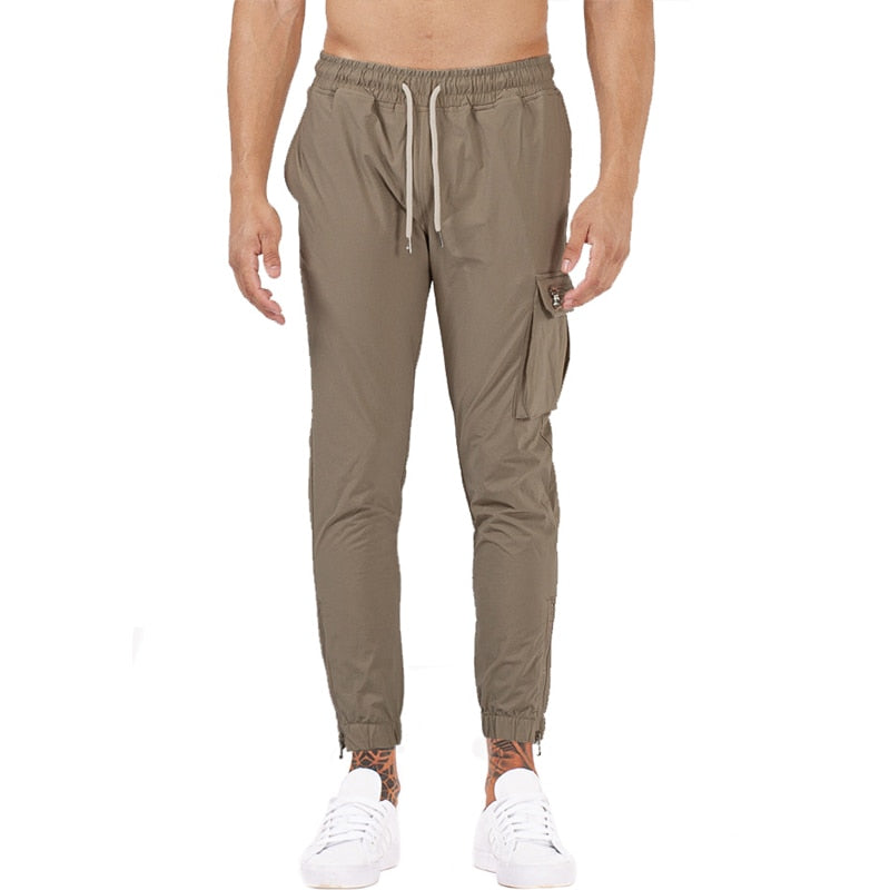 Land of Nostalgia Men's Sportswear Sweatpants Jogging Jogger Pants