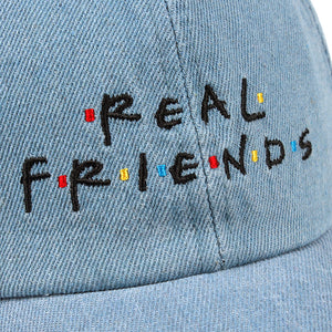 Land of Nostalgia Real Friends Unisex Dad Hat