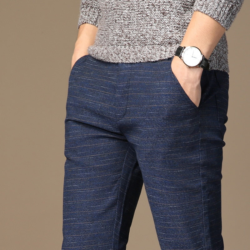Land of Nostalgia Men's Casual Dress Pants