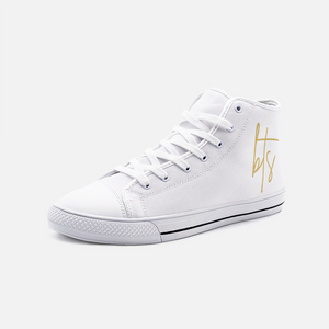 BIE THE SKA Designer Collection High Top Canvas Shoes