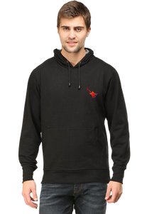 TARUN DINESH Unisex Adult Hooded Sweater