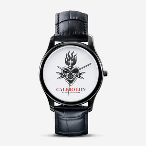 Calero LDN Classic Black Watch Unisex