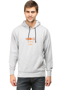 SARVESH TALK Unisex Adult Hooded Sweatshirt - Kookie