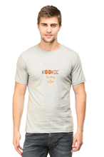 Load image into Gallery viewer, SARVESH TALK Unisex Adult T-Shirt - Kookie