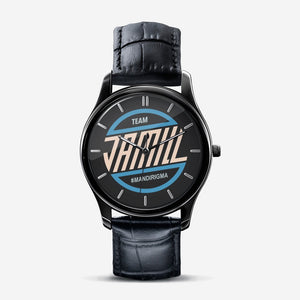 PREMIUM JaMill Women's Black Quartz Watch