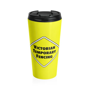 VTF Stainless Steel Travel Mug
