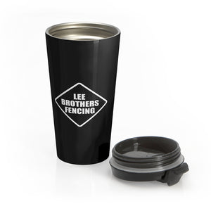 Lee Brothers Stainless Steel Travel Mug