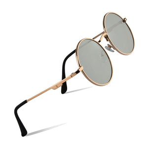 bie the ska gold round glasses thailand influencers side