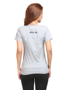 Arty DC Womens T-Shirt