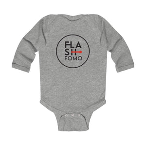FLASHFOMO Infant Long Sleeve Bodysuit