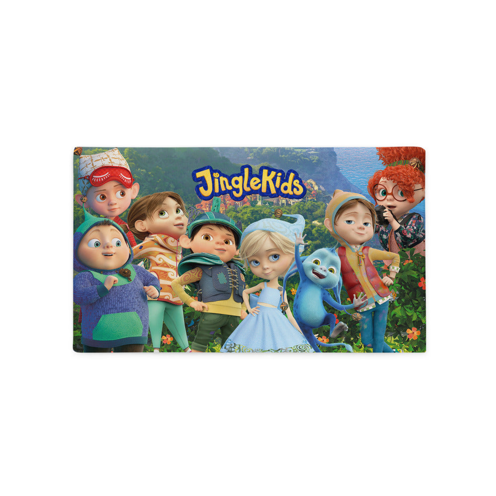 JINGLE KIDS Rectangle 20x12