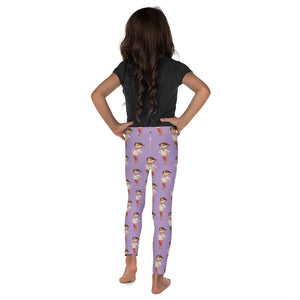 JINGLE KIDS Girls Leggings (2-7 yrs)